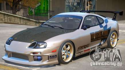 Toyota Supra V2 PJ для GTA 4