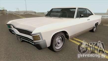 Declasse Impaler GTA V (IVF) для GTA San Andreas