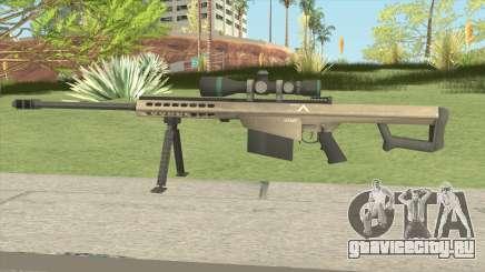 M82A3 HQ для GTA San Andreas