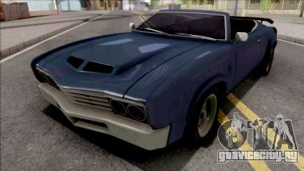 FlatOut Scorpion Cabrio для GTA San Andreas