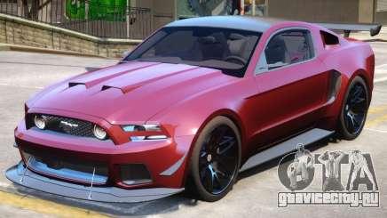 Ford Mustang GT V2.2 для GTA 4
