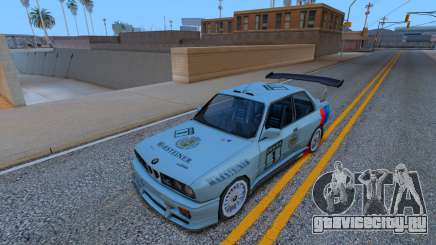 BMW M3 Tuning для GTA San Andreas