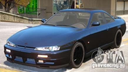 Nissan Silvia V1.1 для GTA 4