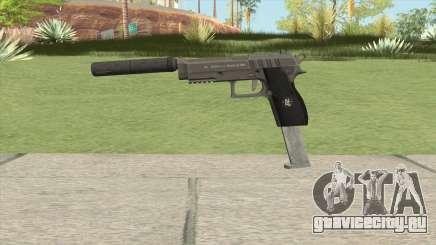 Hawk And Little Pistol GTA V (Platinum) V7 для GTA San Andreas