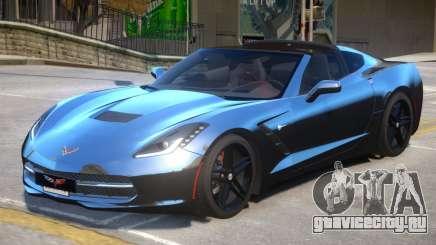 Chevrolet Corvette 3LT V1.1 для GTA 4