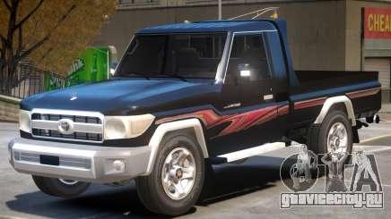 Toyota Land Cruiser V1 для GTA 4
