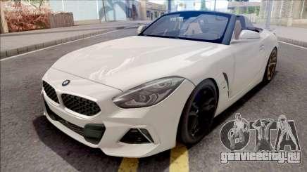 BMW Z4 M40i 2019 для GTA San Andreas