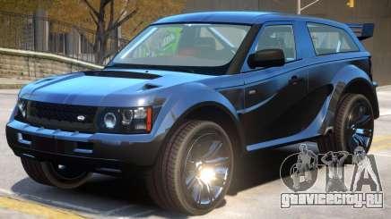 Land Rover Bowler V1 для GTA 4