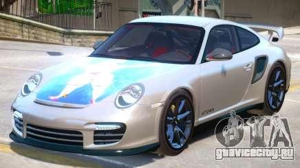 Porsche 911 GT2 PJ1 для GTA 4