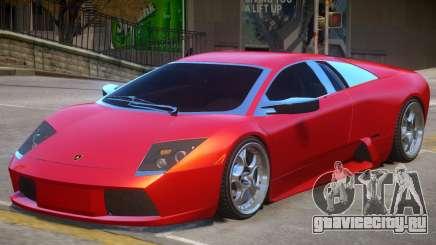 Lamborghini Murcielago V1 для GTA 4