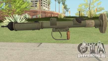 PIAT (Day Of Infamy) для GTA San Andreas
