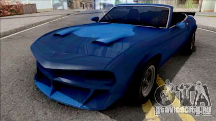 FlatOut Speedevil Cabrio для GTA San Andreas