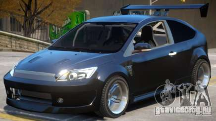 Ford Focus Custom для GTA 4