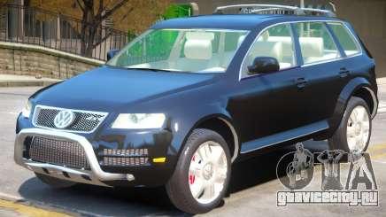 Volkswagen Touareg V1 для GTA 4