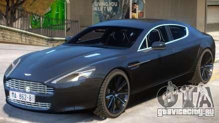 Aston Martin Rapide V1 для GTA 4