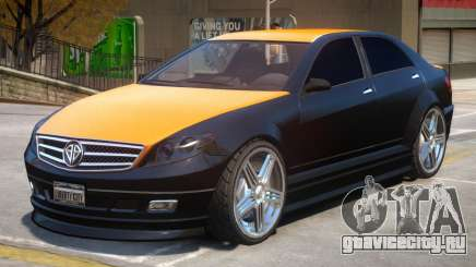 Schafter Custom для GTA 4