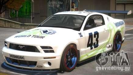 Ford Mustang GTR V1 J3 для GTA 4