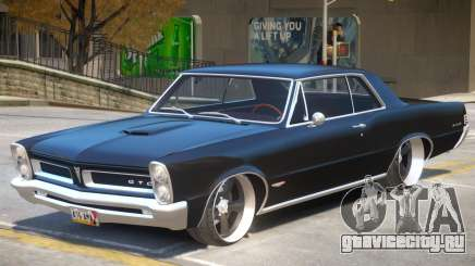 1965 Pontiac GTO V1.0 для GTA 4