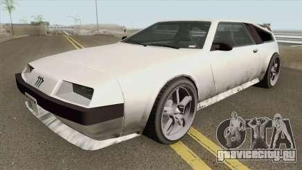 Imponte Deluxo GTA VC(SA Style) для GTA San Andreas