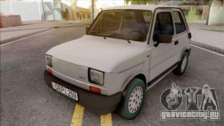 Fiat 126p 650E для GTA San Andreas