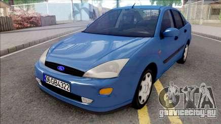 Ford Focus Sedan 1.6 Ambiente 1998 для GTA San Andreas