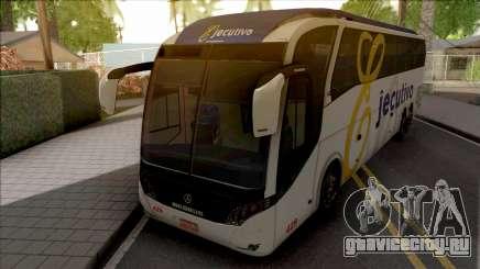 Neobus New Road N10 для GTA San Andreas