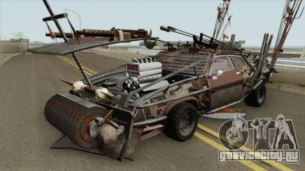Vapid Apocalypse Imperator GTA V для GTA San Andreas
