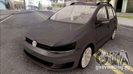 Volkswagen SpaceFox Beta для GTA San Andreas