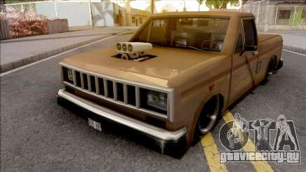 Bobcat Changer для GTA San Andreas