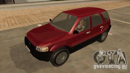 2003 Ford Escape XLT для GTA San Andreas