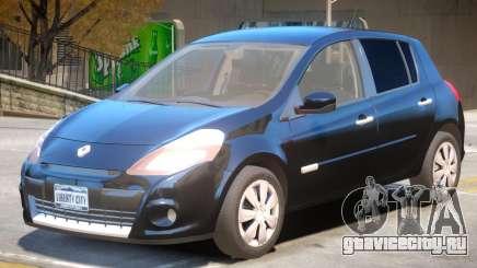 Renault Clio V1 для GTA 4