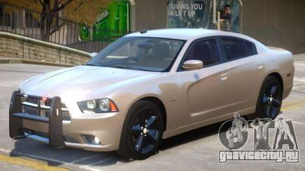 Dodge Charger FBI R2 для GTA 4