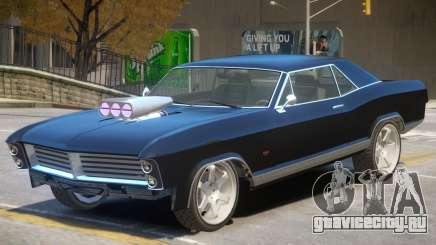 Albany Buccaneer V2 для GTA 4