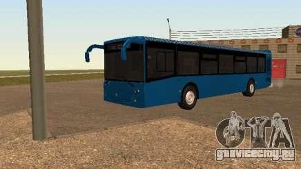 ЛиАЗ 5292.30 Мосгортранс для GTA San Andreas