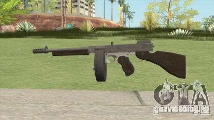 Edinburgh Gusenburg Sweeper GTA V (Platinum) V2 для GTA San Andreas