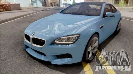 BMW M6 Coupe 2012 для GTA San Andreas