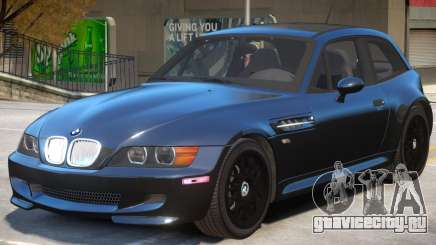 BMW Z3 V1 для GTA 4