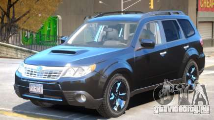 Subaru Forester для GTA 4