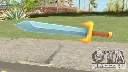 Schezo Wegey Katana для GTA San Andreas