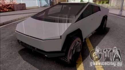 Tesla Cybertruck для GTA San Andreas