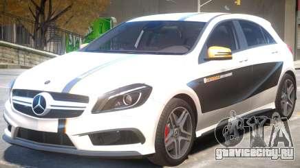 Mersedes-Benz AMG A45 PJ1 для GTA 4