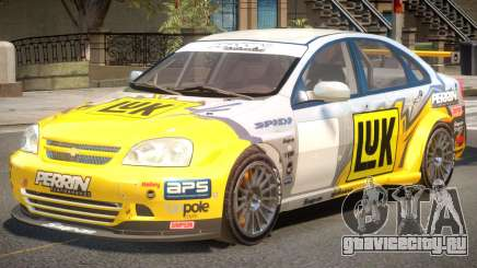 Chevrolet Lacetti V1 PJ4 для GTA 4