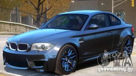 BMW 1M Improved для GTA 4