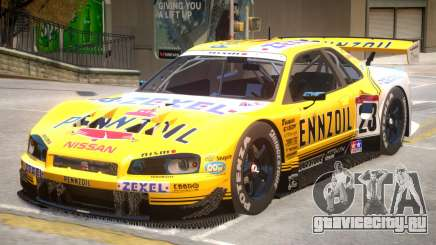 Nissan Skyline GTC PJ3 для GTA 4