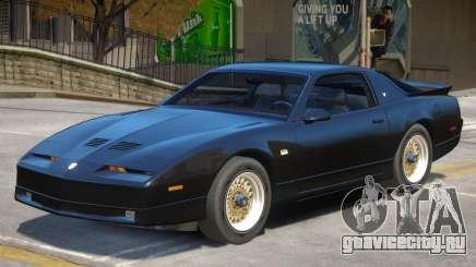 Pontiac Firebird для GTA 4