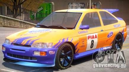 Ford Escort RS PJ1 для GTA 4