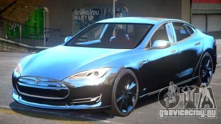 Tesla Model S V1.2 для GTA 4