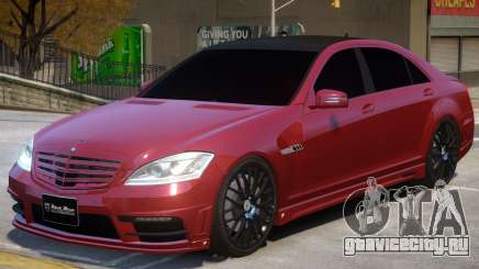 Mercedes Benz S V1 для GTA 4