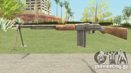 BAR M1918 Basic для GTA San Andreas