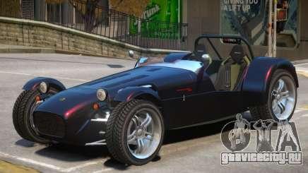 Caterham Superlight V1 для GTA 4